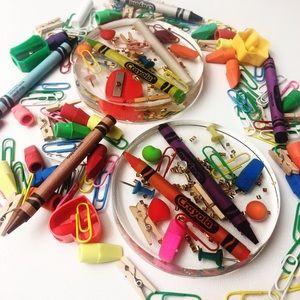 Other - Teacher Petri Coasters